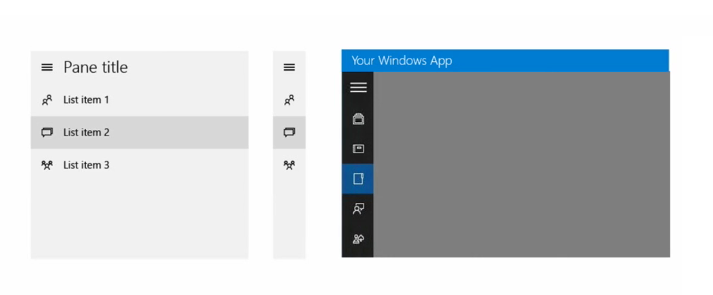 Split view in Windows 10
